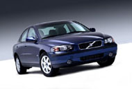 2003 Volvo S60 - Review / Specs / Pictures